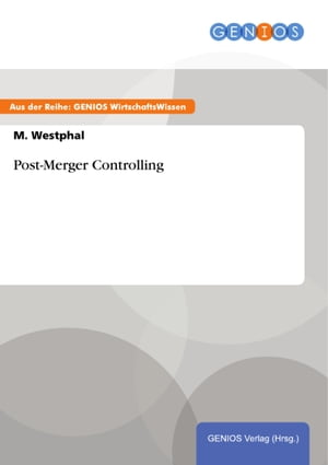 Post-Merger Controlling