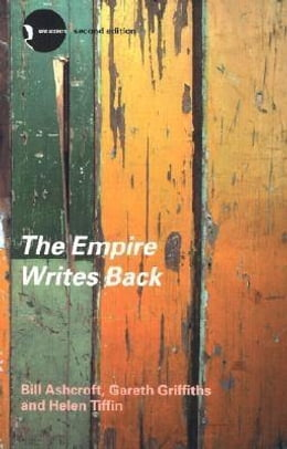 Book The Empire Writes Back by Ashcroft, Bill