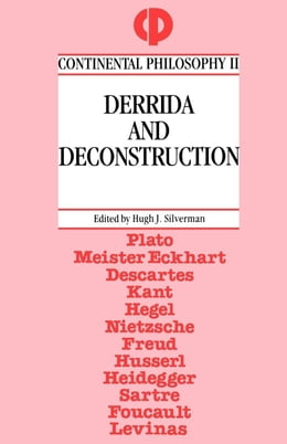 Book Derrida and Deconstruction by Silverman, Hugh J.