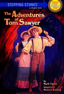 Book The Adventures of Tom Sawyer by Monica Kulling