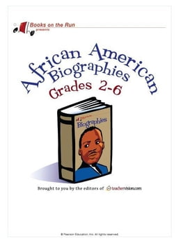 Book Coloring Book of Famous African-Americans, Grades 2-6 by TeacherVision.com,