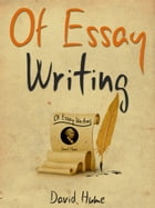 Of Essay Writing by David Hume
