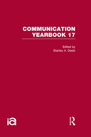 Communication Yearbook 17