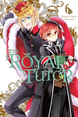 The Royal Tutor, Vol. 6