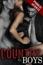 Country Boys Vol. 2: L'été de l'Interdit by Analia Noir