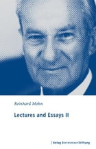 Lectures and Essays II: 1987 - 1996