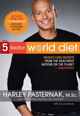 Book The 5-Factor World Diet by Harley Pasternak