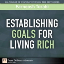 Book Establishing Goals for Living Rich by Farnoosh Torabi
