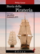 Storia della pirateria by Philip Gosse