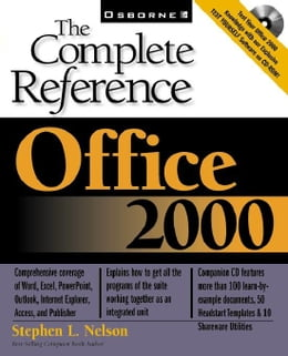 Book Office 2000: The Complete Reference by Nelson, Stephen