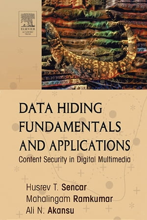Data Hiding Fundamentals and Applications Content Security in Digital Multimedia