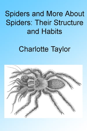 Spiders and More About Spiders: Their Structure and Habits ,  Illustrated