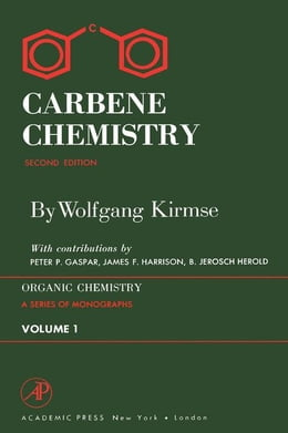 Book Carbene Chemistry by Kirmse, Wolfgang