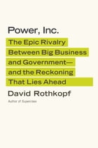 Power Inc by David Rothkopf