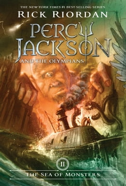 Book The Sea of Monsters by Rick Riordan
