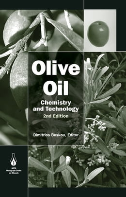 Book Olive Oil: Chemistry and Technology by Dimitrios Boskou