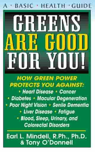 Greens Are Good for You!