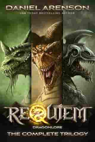Dragonlore: The Complete Trilogy (World of Requiem)
