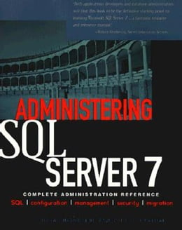 Book Administering SQL Server 7 by Chaturvedi, Divya
