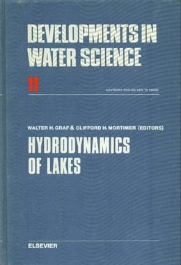 Book Hydrodynamics of Lakes by Graf, W.H.