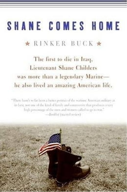 Book Shane Comes Home by Rinker Buck