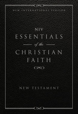 Book NIV, Essentials of the Christian Faith, New Testament, eBook: Knowing Jesus and Living the… by Christopher D. Hudson