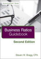 Business Ratios Guidebook: Second Edition by Steven Bragg