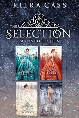 Book The Selection Series 4-Book Collection: The Selection, The Elite, The One, The Heir by Kiera Cass