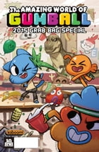 The Amazing World of Gumball 2015 Grab Bag #1