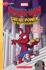 Great Power, No Responsibility (Spider-Ham Graphic Novel) Cover Image