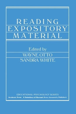 Book Reading Expository Material by Otto, Wayne