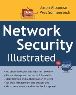 Book Network Security Illustrated by Albanese, Jason