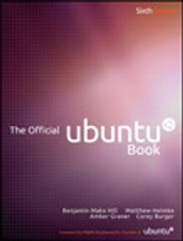 Book The Official Ubuntu Book by Benjamin Hill
