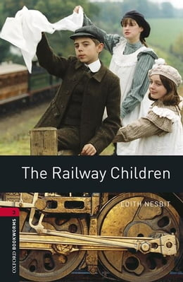 Book The Railway Children Level 3 Oxford Bookworms Library by Edith Nesbit