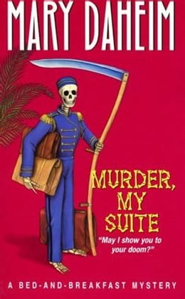 Book Murder, My Suite by Mary Daheim