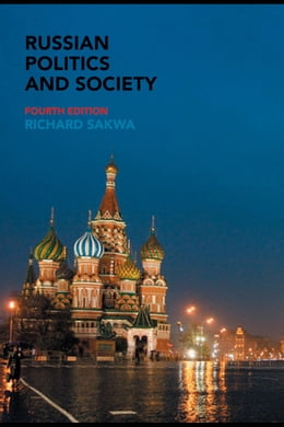 Book Russian Politics and Society by Sakwa, Richard