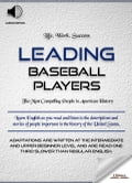 9791186505267 - Oldiees Publishing: Leading Baseball Players - 도 서