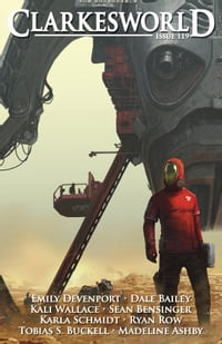 Clarkesworld Magazine Issue 119