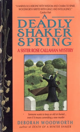 Book Deadly Shaker Spring by Deborah Woodworth
