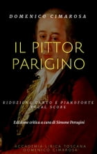 Il pittor parigino (Vocal score) by Domenico Cimarosa