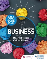 AQA GCSE (9-1) Business, Second Edition: Second Edition