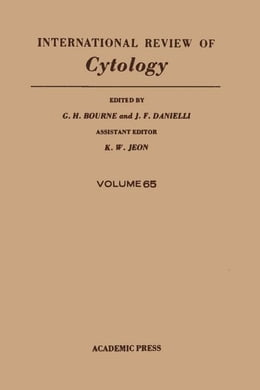 Book INTERNATIONAL REVIEW OF CYTOLOGY V65 by Bourne, G.H.