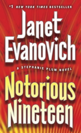 Book Notorious Nineteen: A Stephanie Plum Novel by Janet Evanovich