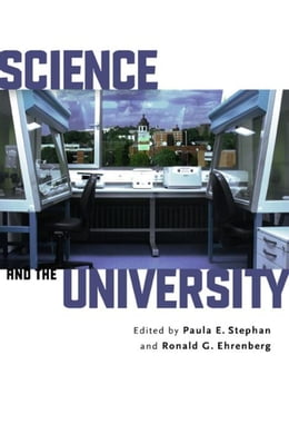 Book Science and the University by Stephan, Paula E.