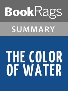 copy of use of characterization in the color of water by sarah the center for book - Color Of Water Book