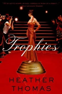 Book Trophies by Heather Thomas