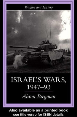 Book Israel's Wars, 1947-1993 by Bregman, Ahron