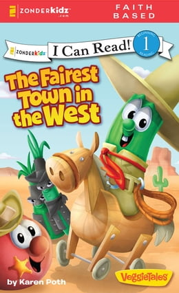 Book The Fairest Town in the West by Karen Poth