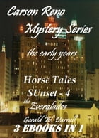 Carson Reno Mystery Series - The Early Years: Carson Reno Mystery Series by Gerald Darnell