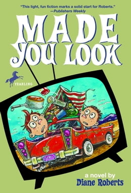 Book Made You Look by Diane Roberts